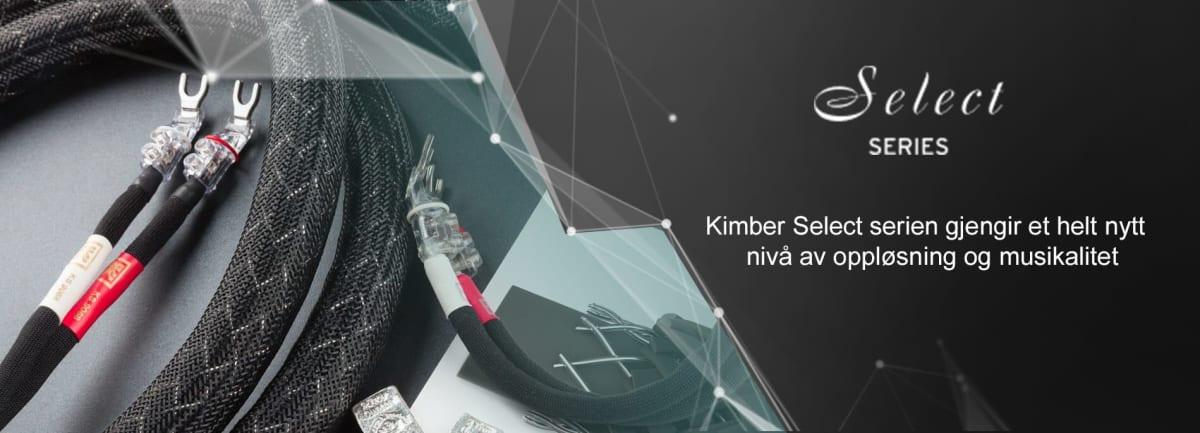 Kimber Kable Select