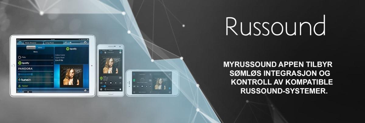 RUSSOUND MyRussound App