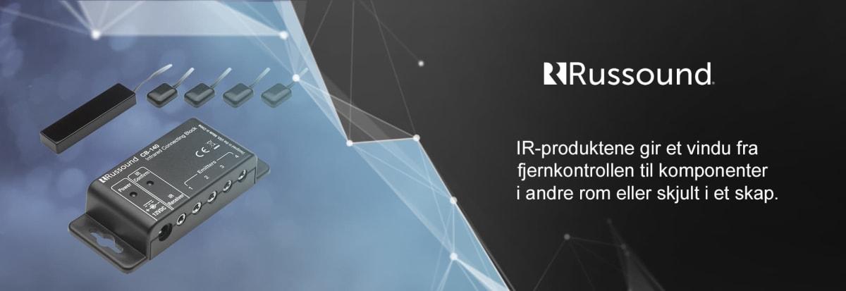 RUSSOUND IR-produkter