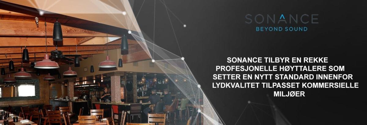 Sonance Commercial