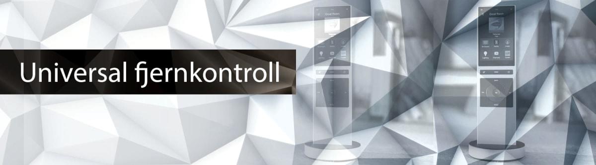 Universal fjernkontroll (Control4)