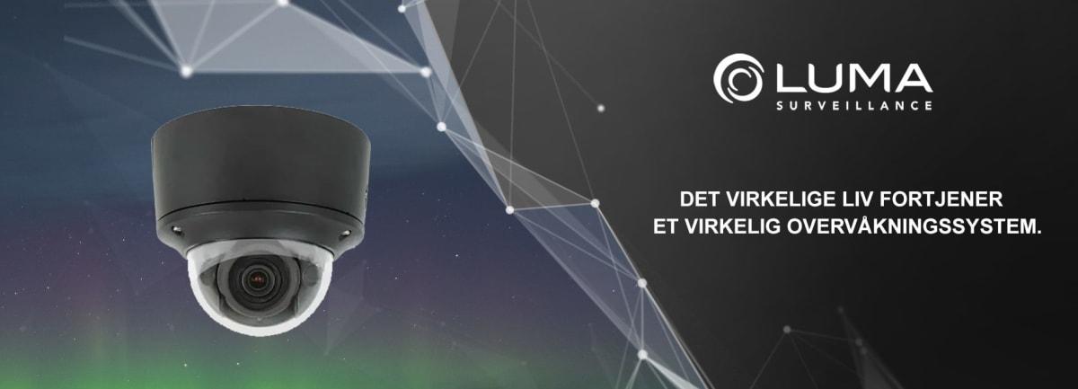 Luma IP-kamera innendørs