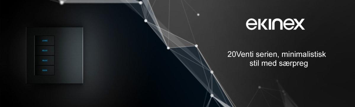 Ekinex 20venti series