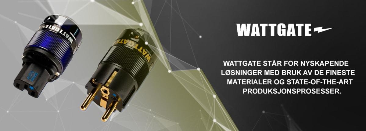 Wattgate – CLASSIC AUDIO GRADE