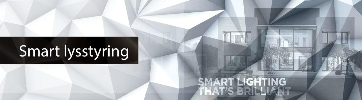 Smart lysstyring (Control4)