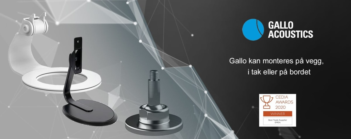 Gallo Acoustics - Tilbehør