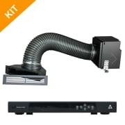 Triad Speakers Mini FlexSub Vent Style Grill with RackAmp 700 DSP