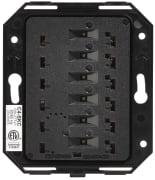 Control4 C4-SKC-N, Square Wireless Configurable Keypad