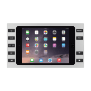 """iPort Surface Mount Bezel 10 x Buttons sølv, til iPad 9.7"""""""