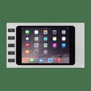 """iPort Surface Mount Bezel 6 x Buttons sølv, til iPad 9.7"""""""