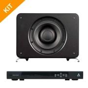 Triad Speakers 2 x InRoom Bronze SlimSubs with RackAmp 700 DSP