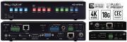 Key Digital KD-UFS42, 4K 18G Universal Format Switcher