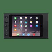 iPort Surface Mount Bezel 6 x Buttons sort, til iPad mini