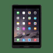 "iPort LAUNCH Case sort, til iPad 9.7"""