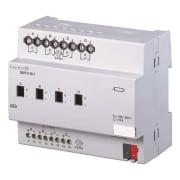 Control4 C4-KNX-4SWDIM16A, Switch/Dim Actuator, 4-fold, 16 A, MDRC