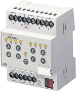 Control4 C4-KNX-8BICS, Binary Input, 8-fold, Contact Scanning, MD