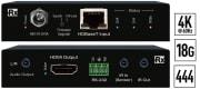 Key Digital KD-X40MRx, 4K/18G HDBaseT Rx
