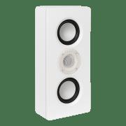 Elac OW-V41S-W, Dual 4 inch On-wall 2 way, stk