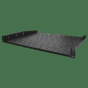 Forge R-SHELF-1UC, Shelf, Vented - 1U, compatible w/R-CLAMP