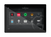 "Control4 C4-T4IW10-BL, 10"" In-Wall Touch Screen (Black) T4 Series"