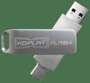 Key Digital KD-BYODFD, Software Auto-Launch Flash Drive for KD-BYOD4K