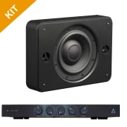 Elac IW-S10 EQ, set