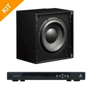 Triad Speakers InCeiling Bronze/10 Sub with RackAmp 700 DSP
