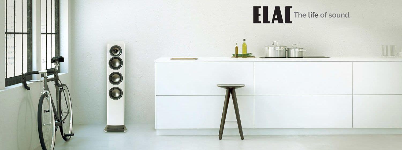 Elegant nyhet fra ELAC