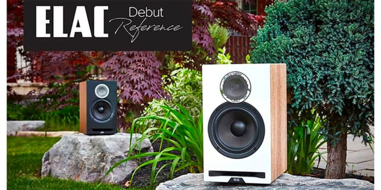 Elac Debut DBR62 Reference..absolutely out of this world