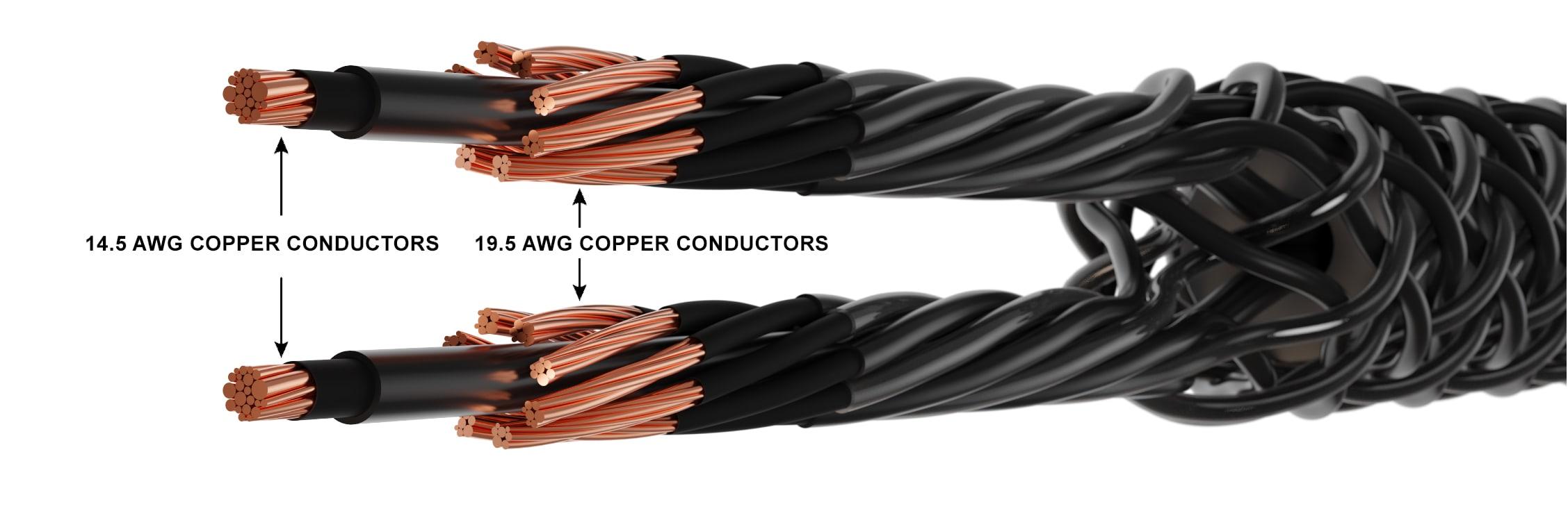 Kimber Kable Carbon 18 XL detaljer
