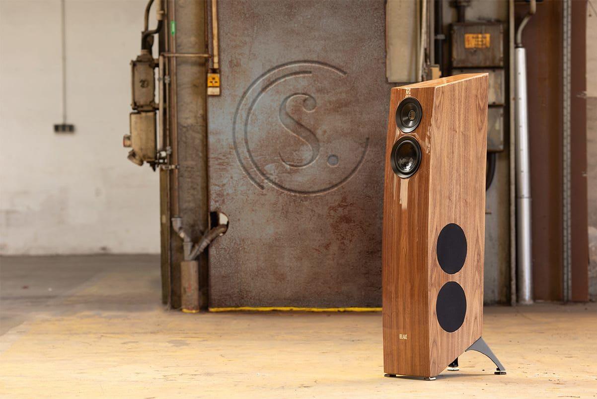 ELAC Concentro - det ultimate innen håndverk, design og lyd.