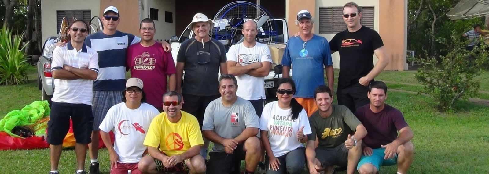 APPI PPG Instructor course in Brazil - APPI PPG