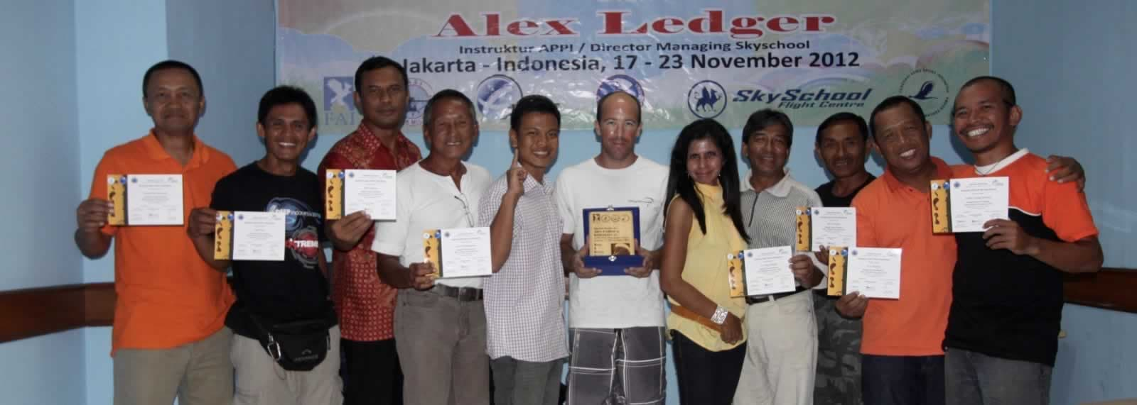 APPI PPG Instructor Course in Indonesia - APPI PPG