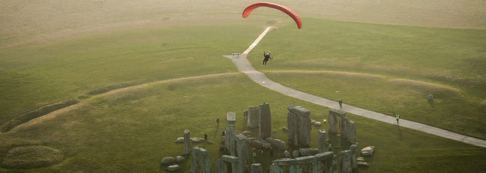 UK Paramotoring - SkySchool