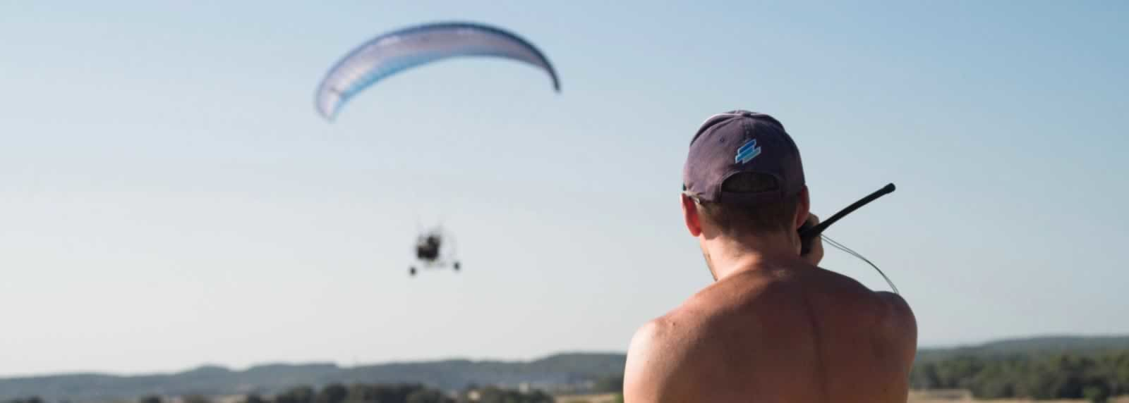 Learn to Paramotor