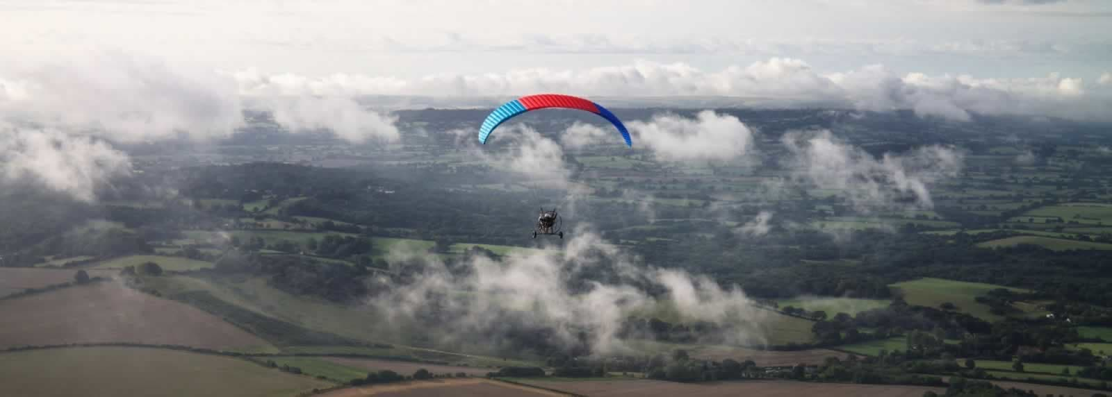 Paramotoring in the UK