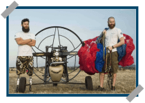 Learning to Paramotor with SkySchool