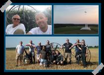 Jamie Campbell's Paramotoring Training UK or Abroad