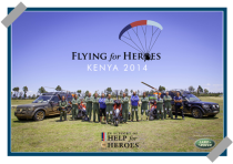 Flying for Heros