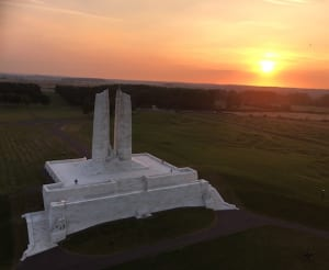 Canadian National Vimy Memorial