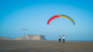 Ground Handling in Oman