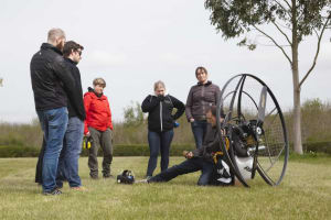 Introduction to the Paramotor with SkySchool UK