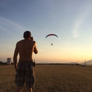 Learn to fly in Italy