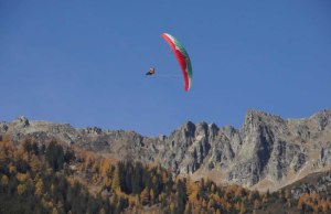 Paragliding Holidays in Chamonix
