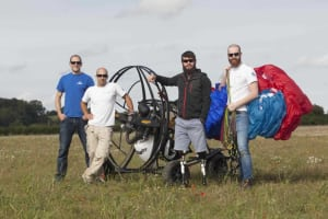 SkySchool UK Paramotoring and Paragliding Locations