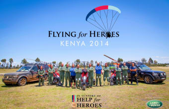 Flying for Heroes Expedition - Endex