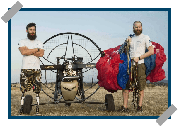 Learn to Paramotor with Cayle