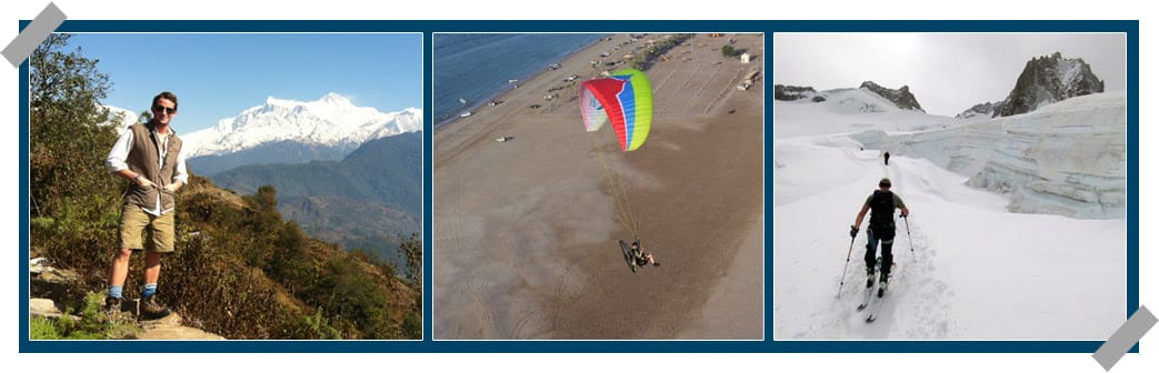 Paramotoring with the team at SkySchool