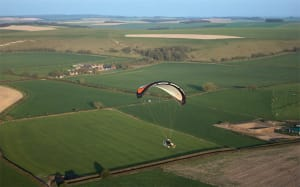 Beginner Paramotoring Courses in the UK with SkySchool