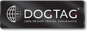 Dogtag Travel Insurance with SkySchool